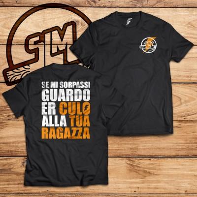 T-Shirt Moto SLM Mood Funny