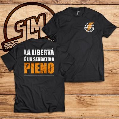 T-Shirt Moto SLM Mood Libertà