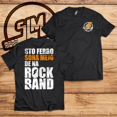 T-Shirt Moto SLM Mood Rock