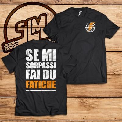 T-Shirt Moto SLM Mood Relax