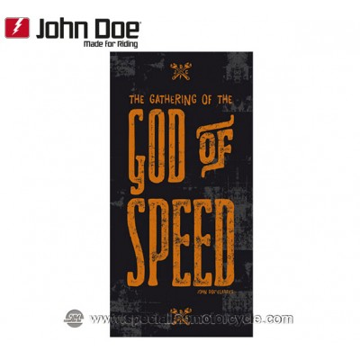 SCALDACOLLO TUNNEL JOHN DOE GOD OF SPEED