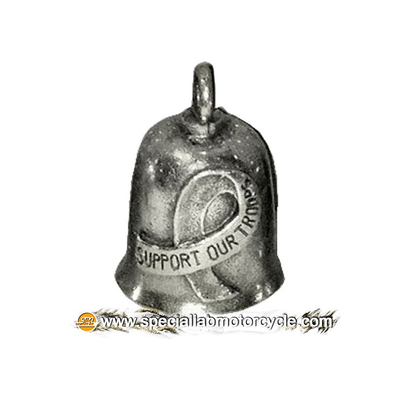 Guardian Bell Support Our Troops Gremlin Bell
