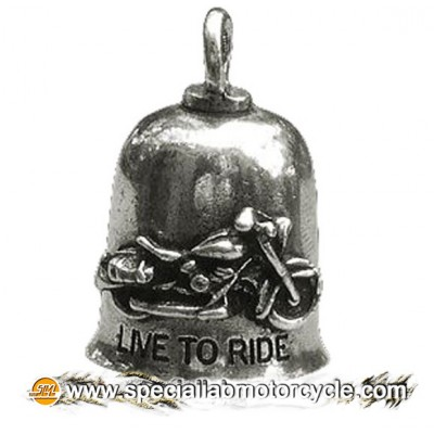 Guardian Bell Live To Ride Gremlin Bell