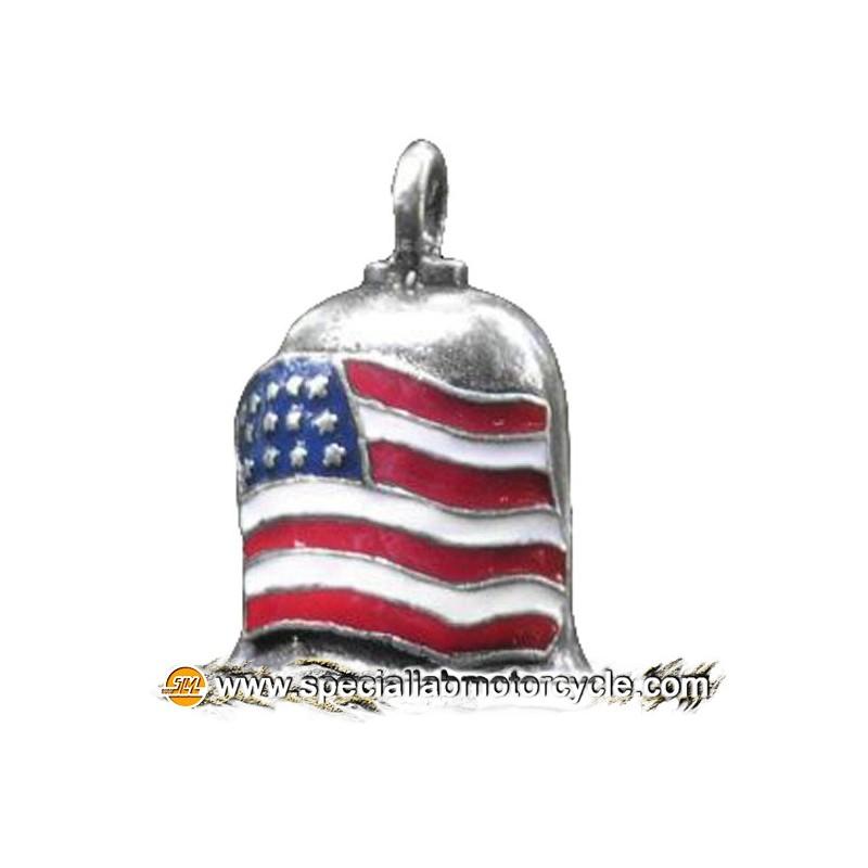 Guardian Bell American Flag Gremlin Bell