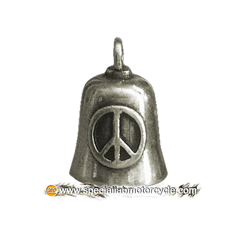 Guardian Bell Peace Sign Gremlin Bell