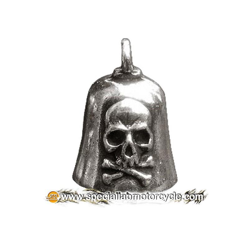 Guardian Bell Skull & CrossBones Gremlin Bell