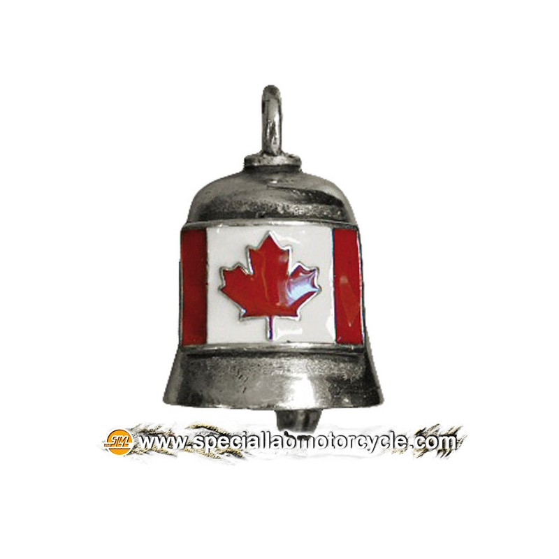 Moto Gremlin Bell Colorato Canadian Flag
