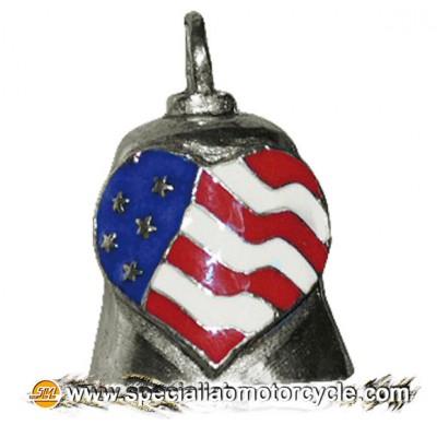 Moto Gremlin Bell Colorato American Heart
