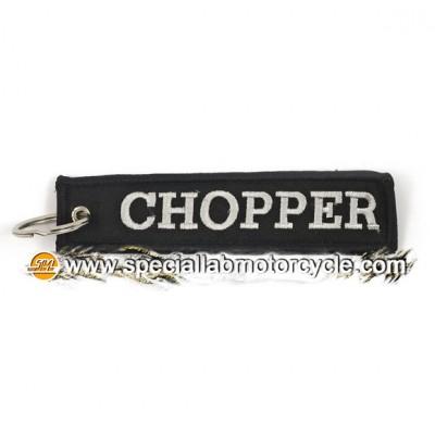 Portachiavi Moto Chopper