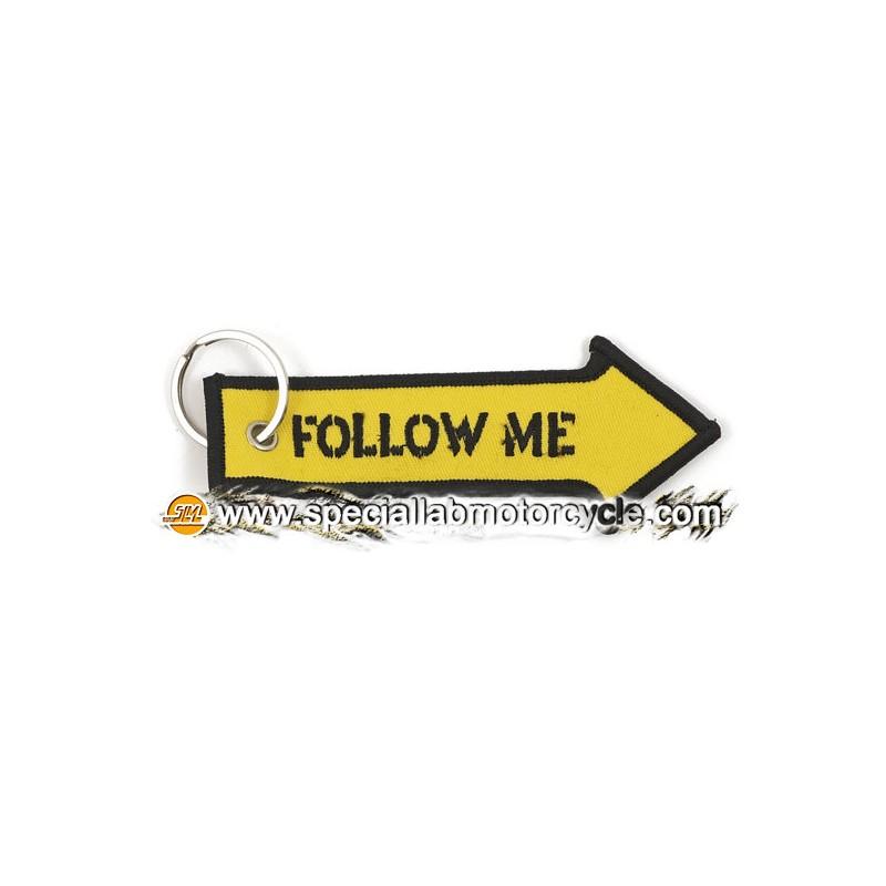 Portachiavi Moto Follow Me