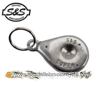 Key Chains S&S Teardrop
