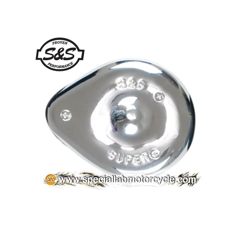 Belt Buckles S&S Fibbia Per Cintura Teardrop