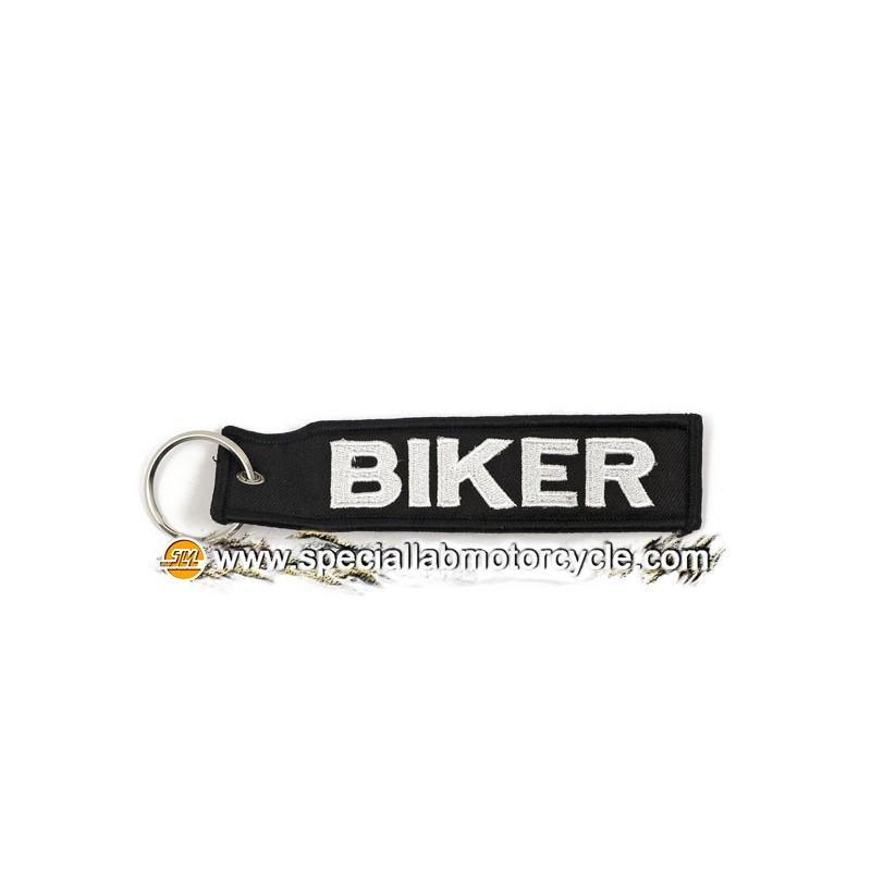 Key Chains Biker 100% Nylon