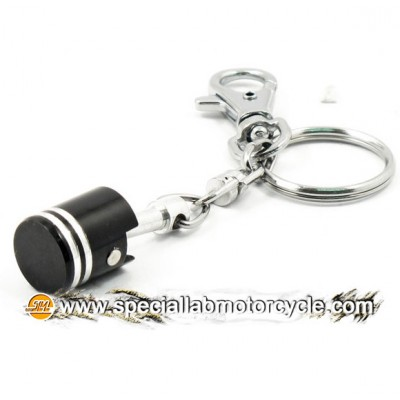 Key Chains Piston Red