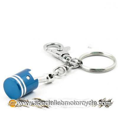 Key Chains Piston Blue