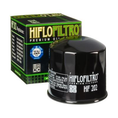 Filtro olio HIFLO FILTRO Kawasaki EX 400/500 1987 – 1990