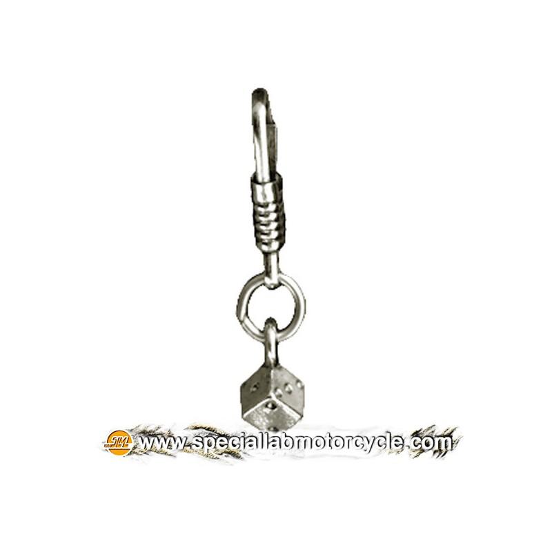 Zipper Pulls Single Dice