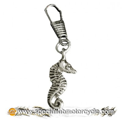 Zipper Pulls Sea Horse