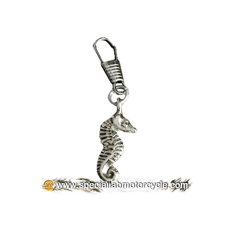 Zipper Pulls Sea Horse