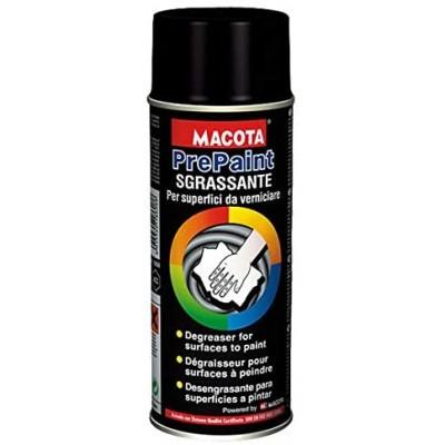 Sgrassante spray Antisiliconico Macota