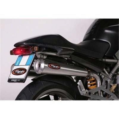 Finali di Scarico Conici Coppia Alta Marving Ducati Monster 600/750/1000