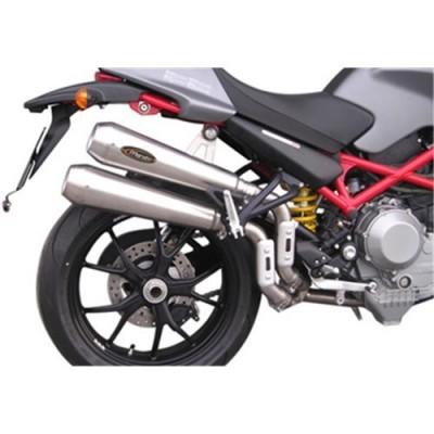 Finali di Scarico Conici Doppia Uscita DX Marving Ducati Monster S4RS/S4R 2007
