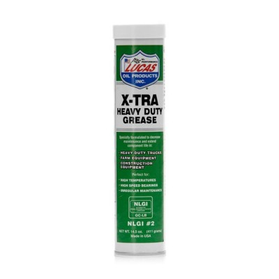 Grasso al Litio X-Tra Lucas Heavy Duty