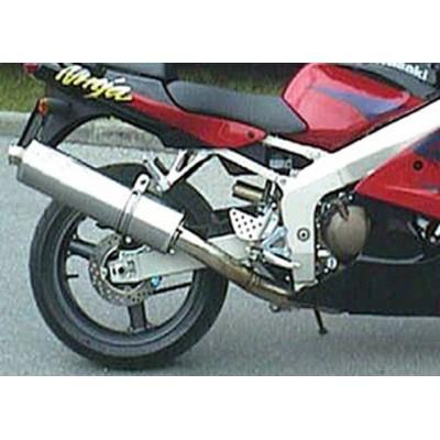 Finale di Scarico Marving Kawasaki ZX 6R 1998 - 2000