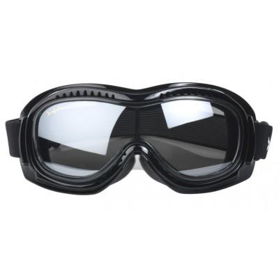 Maschera KD'S Airfoil 9300 Smoke Silver lens