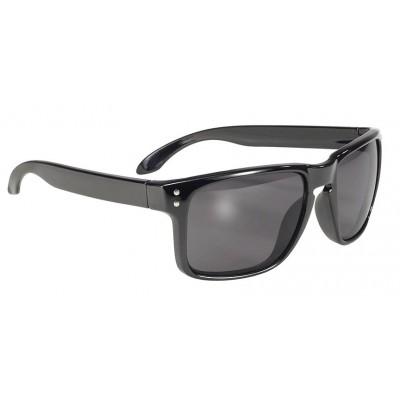 Occhiali Kickstart da sole Rumble Black Frame Smoke lens