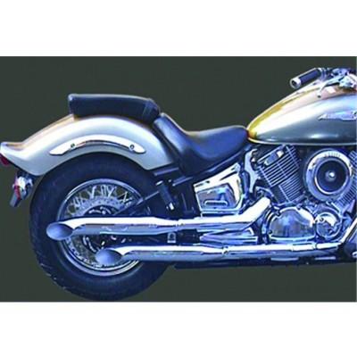 Finali di Scarico Marving Yamaha XVS 1100 Drag Star 1999 - 2006