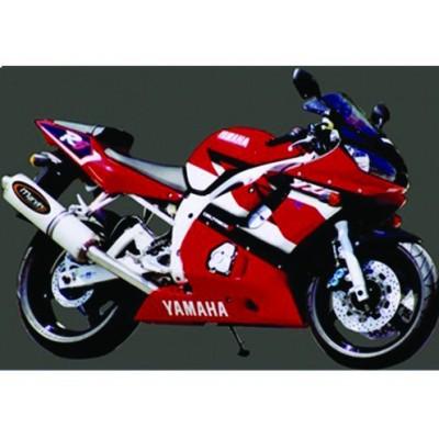Finale di Scarico Marving Yamaha YFZ R6 1999 – 2002