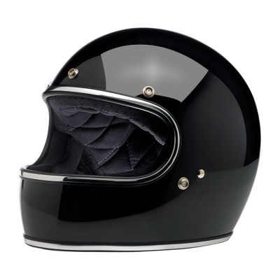 Casco Biltwell Integrale Gringo Gloss Black ECE