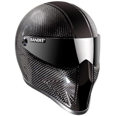 Casco Bandit Integrale Crystal Racer Carbon