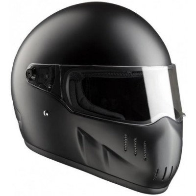 Casco Bandit Integrale EXX Matt Black ECE