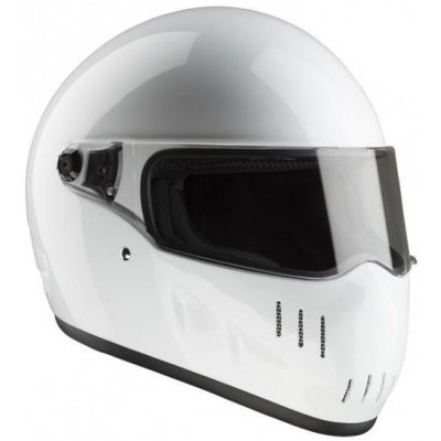 Casco Bandit Integrale EXX Gloss White ECE