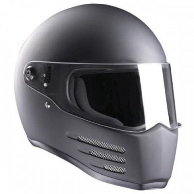 Casco Bandit Integrale Fighter Matt Black ECE