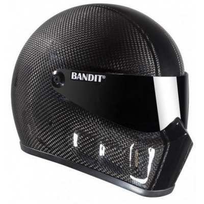 Casco Bandit Integrale Super Street Carbon