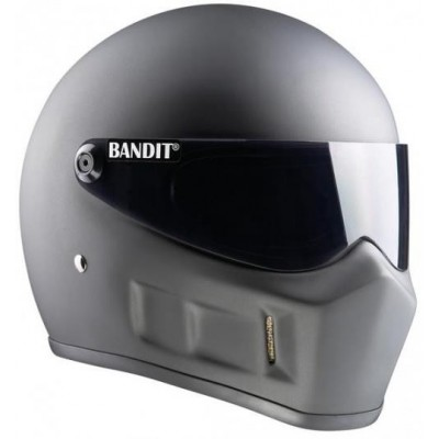 Casco Bandit Integrale Super Street Matt Black