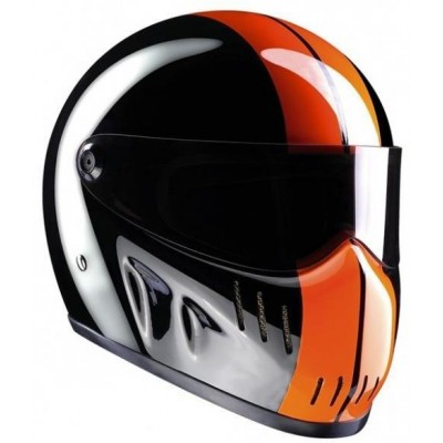 Casco Bandit Integrale XXR Black Racer