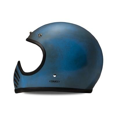Casco DMD Handmade Integrale Arrow Blue ECE