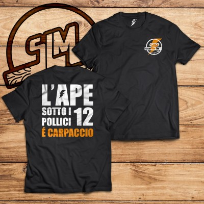 T-Shirt Moto SLM Mood Scimmia
