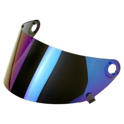 Visiera Biltwell Gringo S Gen 2 Anti Fog Rainbow Mirror