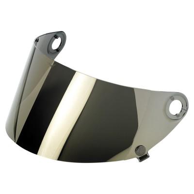 Visiera Biltwell Gringo S Gen 2 Anti Fog Gold Mirror