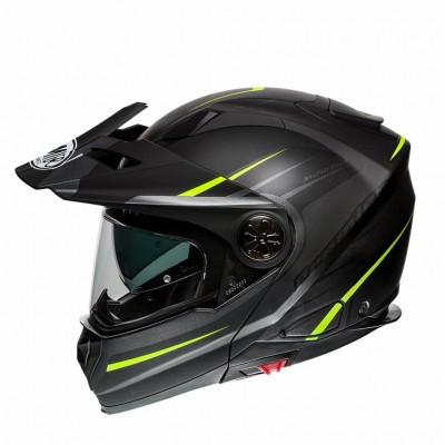 Casco Premier Dual Sport Integrale X-Trail MO Y BM