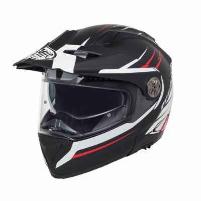 Casco Premier Dual Sport Integrale X-Trail MO 92 BM