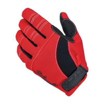 Guanti Biltwell Moto Red / Black / White