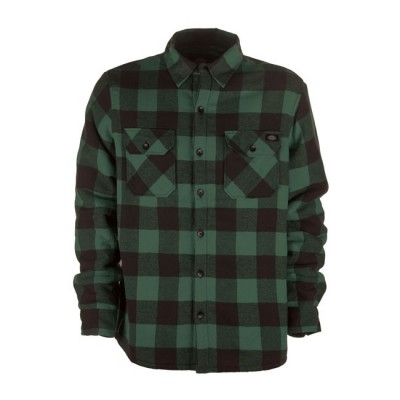 Camicia Dickies Lansdale Pine Green