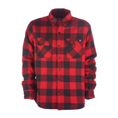 Camicia Dickies Lansdale Red