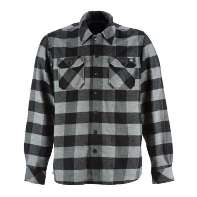 Camicia Dickies Sacramento Grey Melange